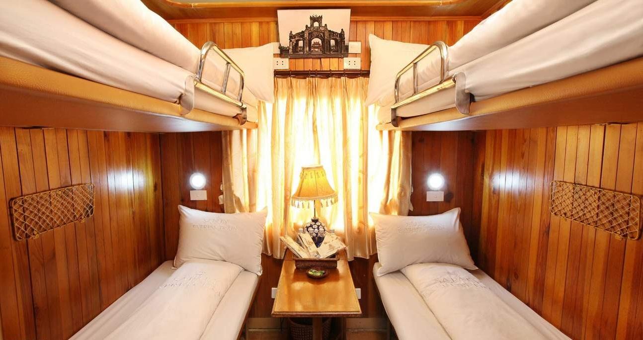 Tàu Sapaly Express Hà Nội - Lào Cai