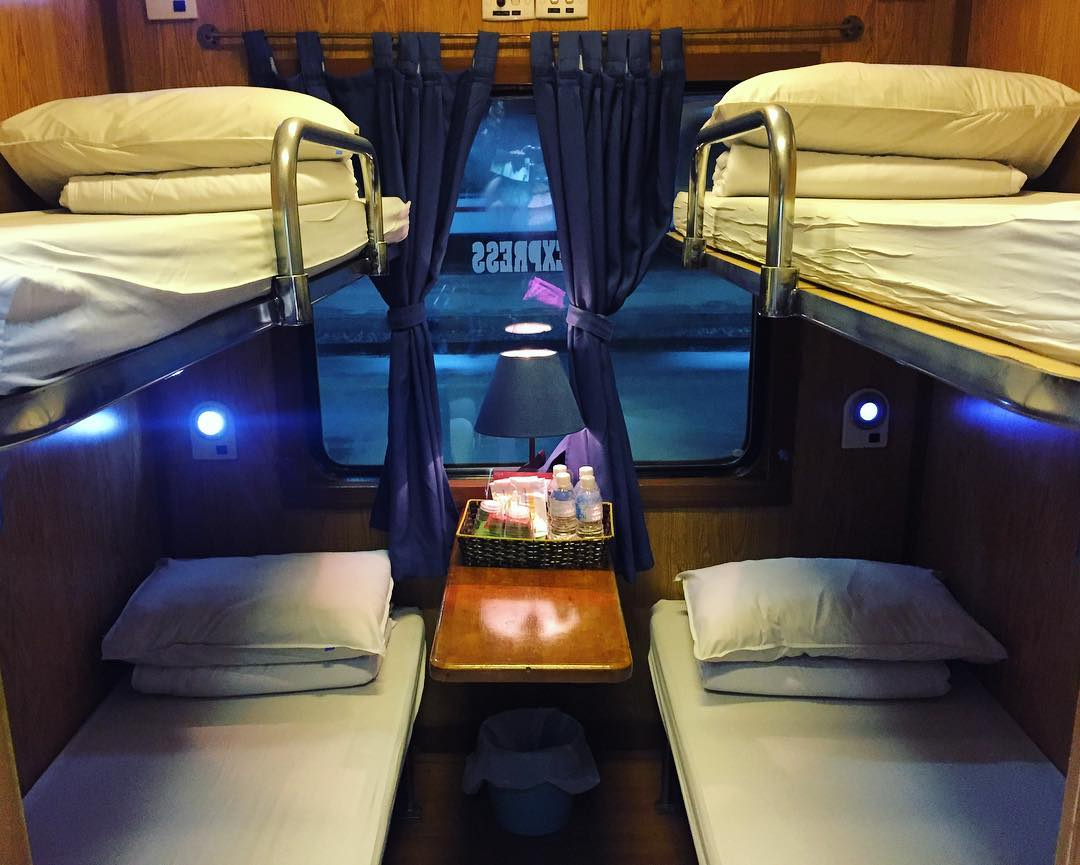 Tàu King Express Hà Nội - Lào Cai