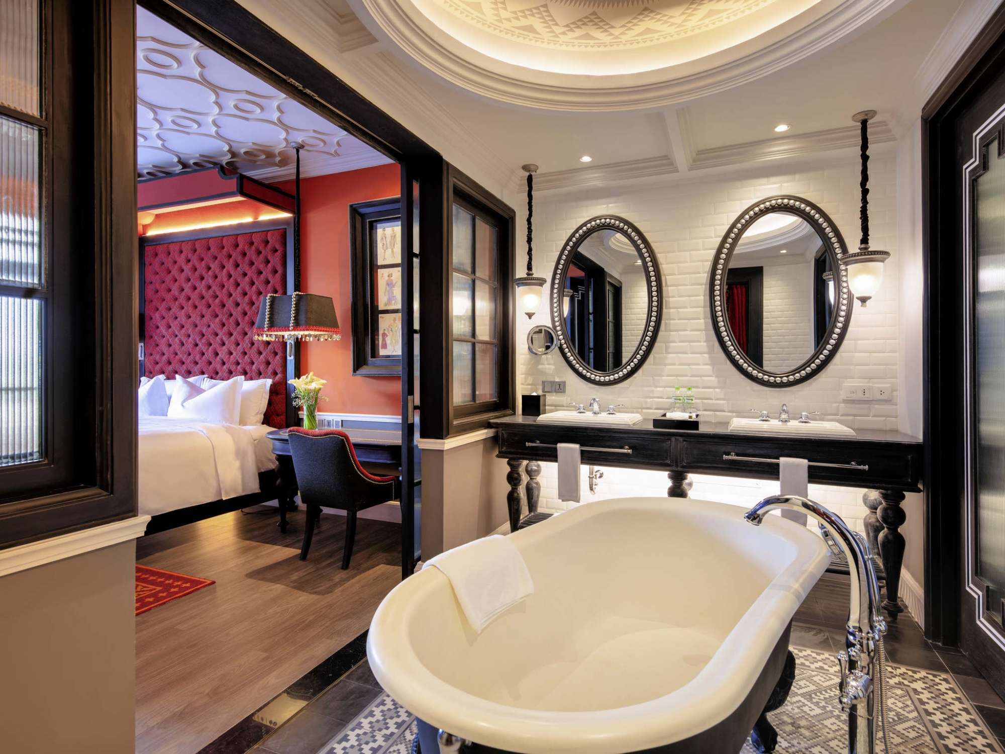 Hạng phòng Deluxe Suite