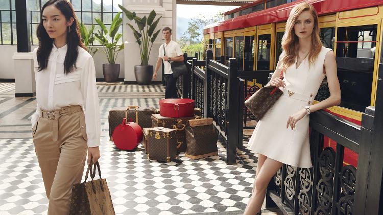 Nhà mốt hàng đầu Louis Vuitton đã từng chọn ga Mường Hoa tại khách sạn Hotel de la coupole để quay quảng cáo bộ sưu tập