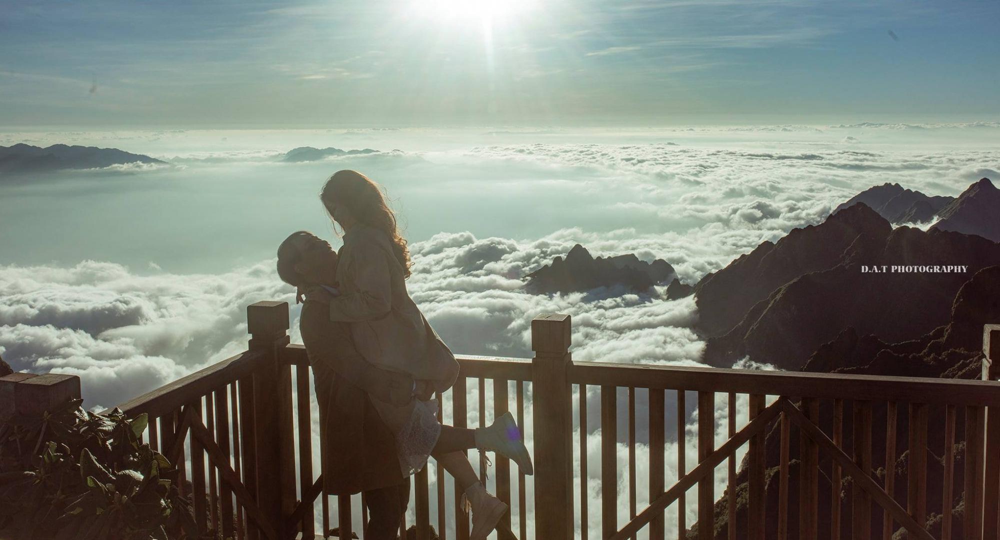 Săn mây trên nóc nhà Đông Dương