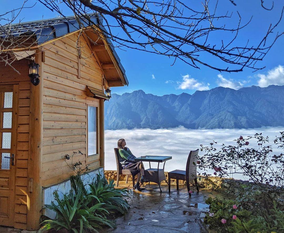 Rock Garden Homestay hot nhất mỗi khi du lịch Sapa tháng 10